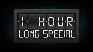 ALMOST AN HOUR LONG SPECIAL!! ( Minecraft 1 Hour MOVIE w/ TheCampingRusher )