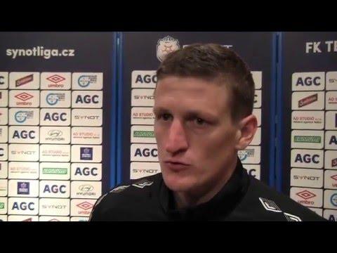 Rozhovory po domácím utkání se Zlínem (16.4.2016)