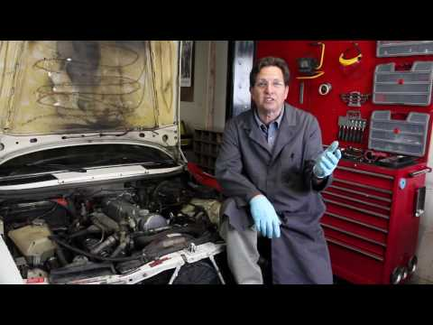 Diagnosing Early Mercedes Diesel No Start, Rough Running, Heavy Smoke Problems - Part 2
