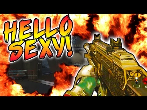 Hello Sexy! - Obsidian Steed Dominates! - Better Than Inferno? (cod Aw) video
