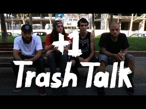 Trash Talk Perform Birth Plague Die at San Miguel Primavera Sound 2012 +1