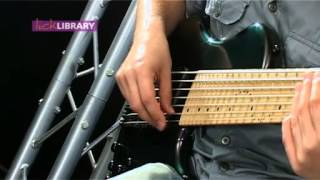 Bass Lessons 7 string bass overview by dan veall