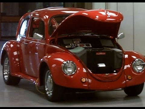 How to convert a VW Bug to electric the EV4U way.wmv