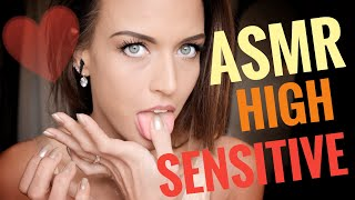 ASMR Gina Carla 🥰 Ultra High #Sensitive Mouth/Kiss Sounds!