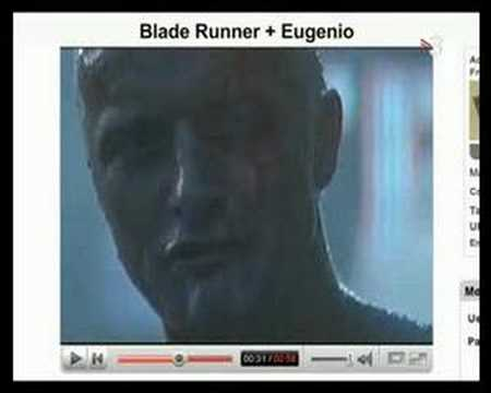 Blade Runner + Eugenio Per un Tub (APM)