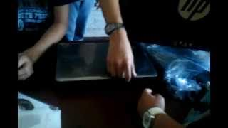HP PAVILION G4 SERIES UNBOXING VIDEO(classroom edition)
