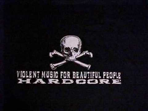 Beautiful Hardcore Music Mix ! (Hardcore Bass Music 2009 ) Hardcore Madness !