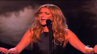 Céline Dion – Hymne à l'amour Tribute to Paris victims American Music Awards 2015
