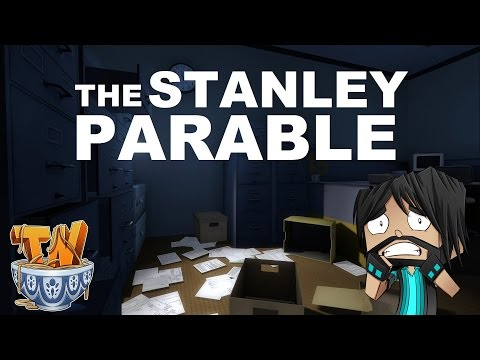 The Stanley Parable - I *LIKE* This Broom Closet.. OKAY?!