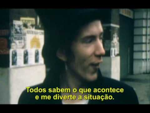 Johnny Rotten - Interview 1978  - Agents of Anarchy
