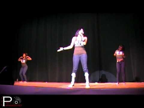 B Michelle  Trey Songz & Friends Show Part 1