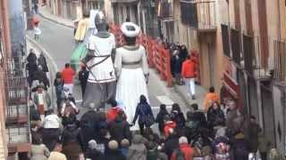 2º LOS GIGANTES DE FITERO (NAVARRA) 16-03-2013