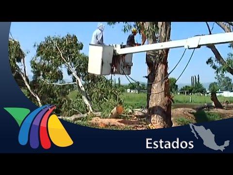 Tromba deja daños importantes en Tulancingo | Noticias de Hidalgo
