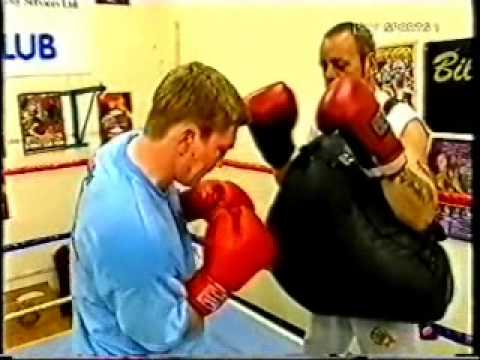 Ricky Hatton: How To Throw A Bodyshot