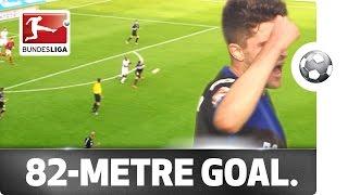 Must-See! Stoppelkamp's Astonishing Record 82-Metre Goal