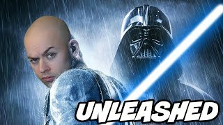 Playing Force Unleashed II LIVE