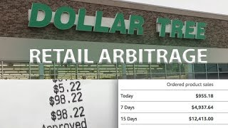 Dollar Tree Retail Arbitrage: How Much Money Can You Make Flipping Dollar Store Items?