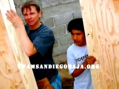 Dilawri And Friends Building With Homes Of Hope - Ywam San Diego baja video