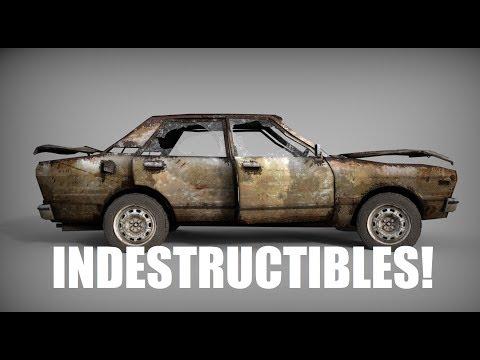 LOS AUTOS INDESTRUCTIBLES!