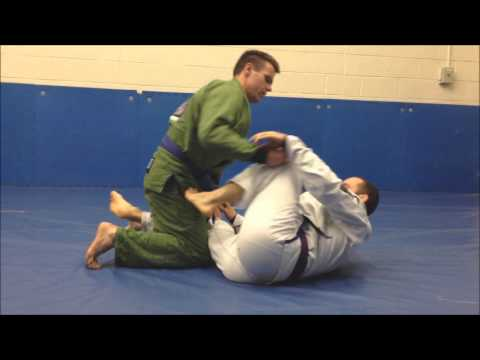 BJJ Guard Retention Drills | BJJ Rotherham Image 1