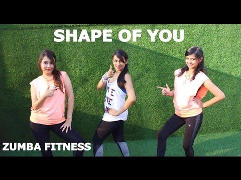 download lagu Shape Of You - Remix  Zumba Fitness Choreography gratis