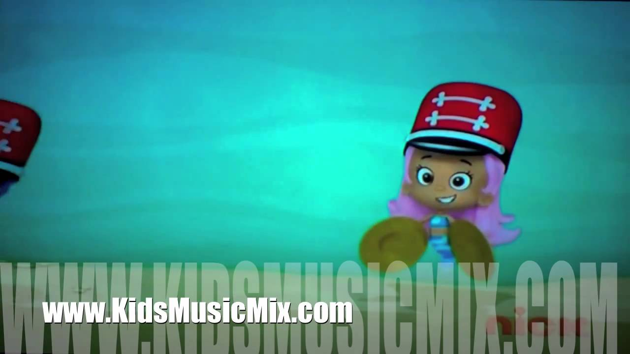 Bubble Guppies Theme Song 1 Youtube
