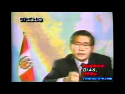 Autogolpe de Alberto Fujimori del 5 de abril del 1992