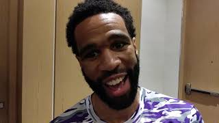Lamont Peterson didn't watch Spence v Garcia & 140 & 154 in future