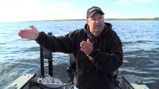 Walleyes On Structure with the Humminbird Side Imaging