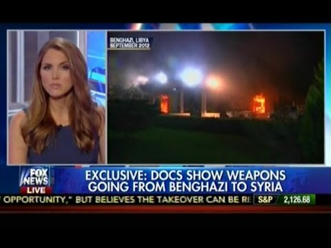 Exclusive: Docs Show Weapons Going From Benghazi To Syria - Benghazi Gate - Happening Now