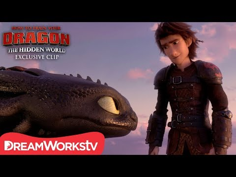 HOW TO TRAIN YOUR DRAGON: THE HIDDEN WORLD | NYCC Exclusive Clip