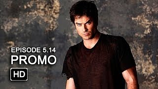 The Vampire Diaries 5x14 Promo - No Exit [HD]