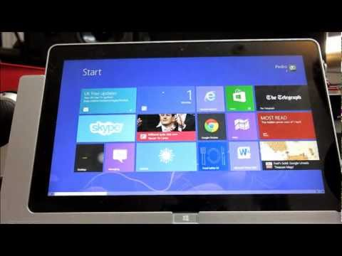 Acer Iconia w700 tablet review