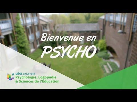 Étudier la psychologie à l'ULiège