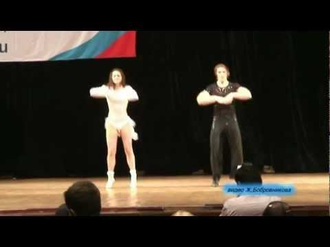 Xenia Korunov & Cyril Korunov - St. Petersburg Cup 2011