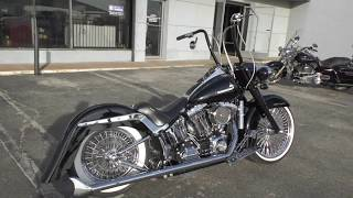 044380   2010 Harley Davidson Softail Deluxe   FLSTN - Used motorcycles for sale