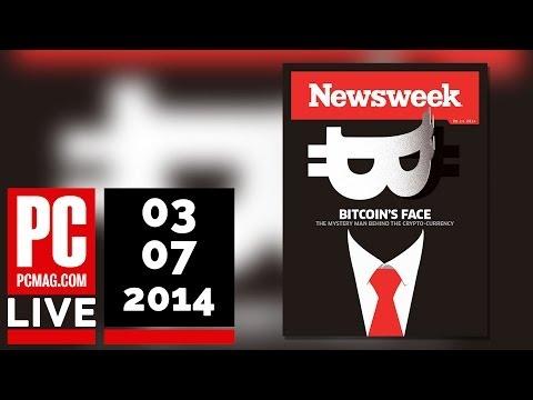 PCMag Live 03/07/14: The Media vs Satoshi Nakomoto & Vine Bans Porn