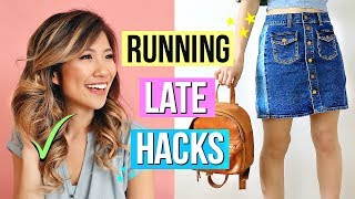 7 Running Late Morning Routine Hacks You Must Know!