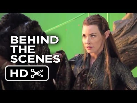 The Hobbit: The Desolation Of Smaug - Production Vlog #12 (2013) Peter Jackson Movie HD