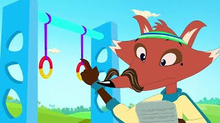 Eena Meena Deeka | Gymnastics | Funny Cartoon Compilation | Cartoons for Children