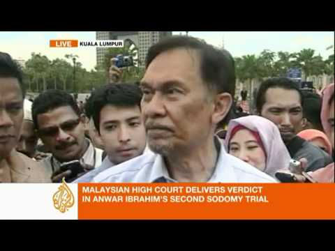 Interview: Anwar Ibrahim acquitted in sodomy case