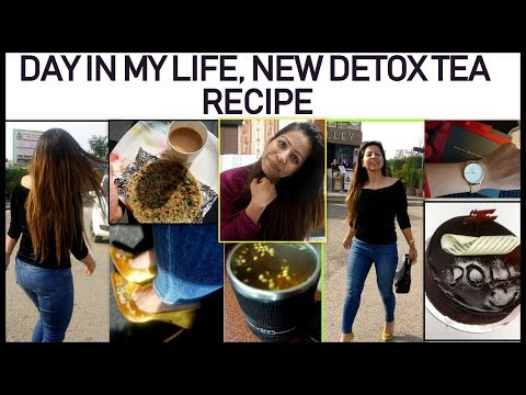 A Day In My Life VLog: Shopping, Enjoying & Driving | Detox Tea Recipe | Fat to Fab Suman SunShine