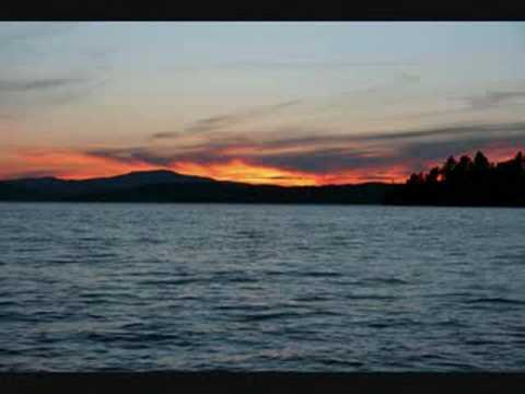 Fun on Rangeley Lake in Rangeley, Maine