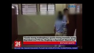 Ateneo bullying incident, viral online