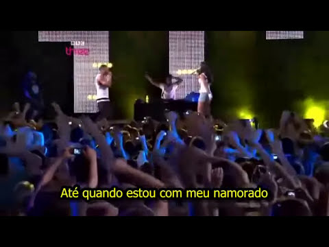 Nelly feat. Kelly Rowland - Dilemma LIVE LEGENDADO (by:YMIB)