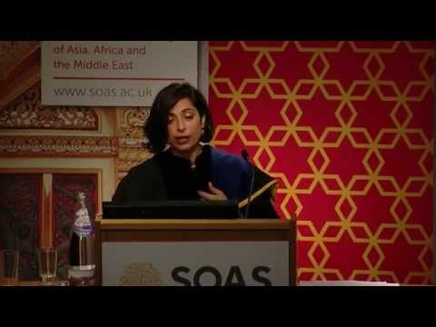 Professor Laleh Khalili: Sinews of War and Trade, SOAS, University of London