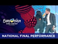 Francesco Gabbani - Occidentalis Karma (Italy) Eurovision 2017 - National Final Performance
