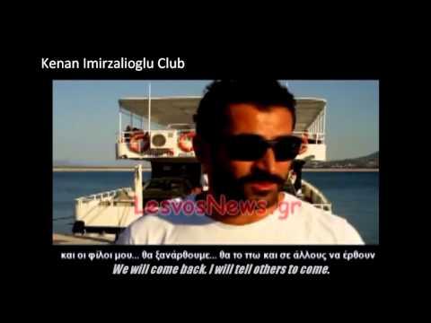 Kenan Imirzalioglu ~ Lesvos 2012