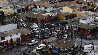 Şili Bu Kez Artçı Depremle Sarsıldı