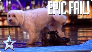 TOP EPIC FAILS! | Britain's Got Talent